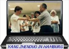 GM Yang Zhenduo Push Hands
